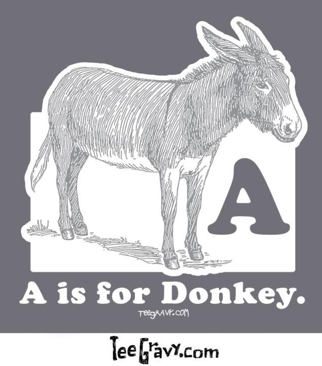 Tee Gravy: Discount  Donkey