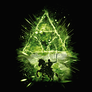 Wistitee: Triforce Storm