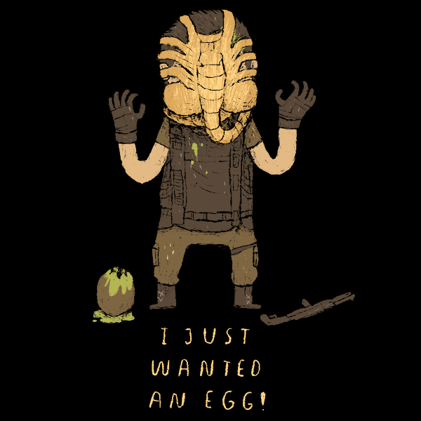 NeatoShop: i just wanted an egg..