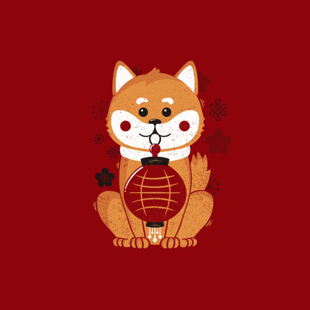 NeatoShop: Happy Dog Year