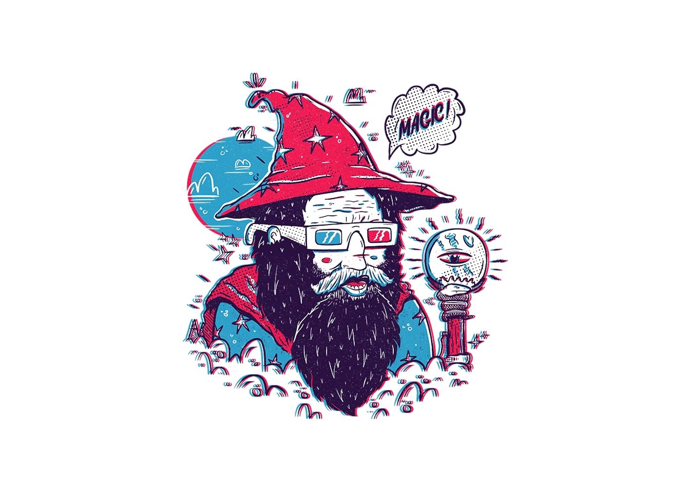 Threadless: Ooooh Magic!