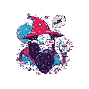 Threadless: Ooooh Magic!