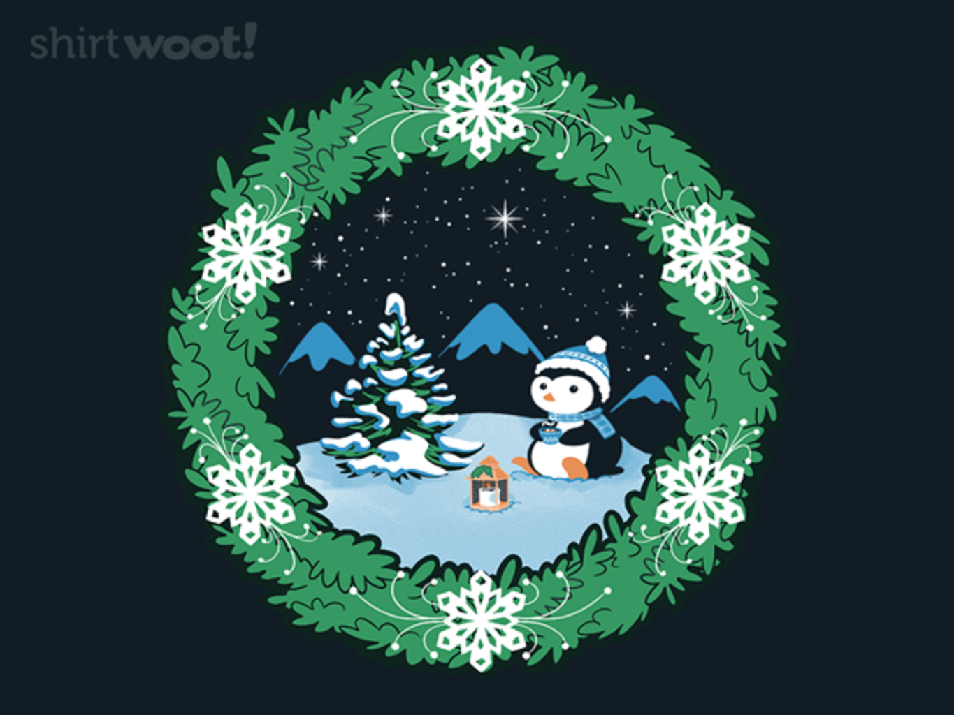 Woot!: Waddle in a Winter Wonderland