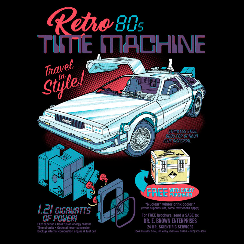 Pampling: Retro Time Machine