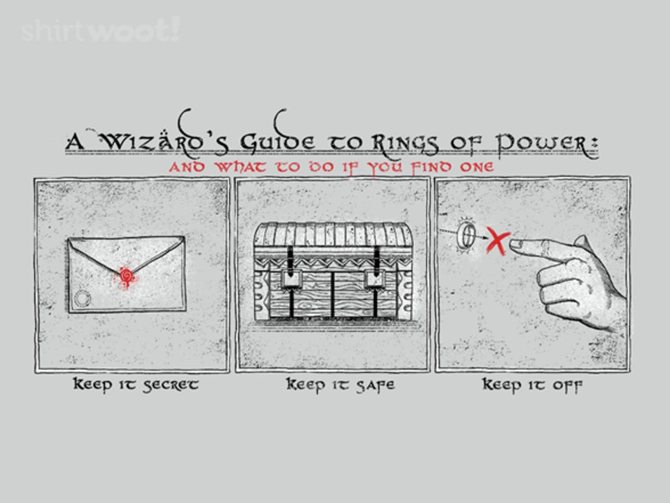 Woot!: A Guide to Rings