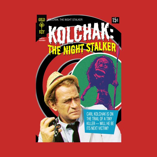 TeePublic: Kolchak the Night Stalker