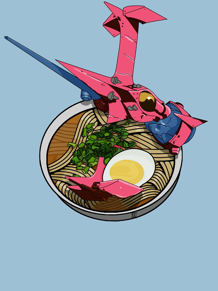 RedBubble: Swordfish Ramen REDUX