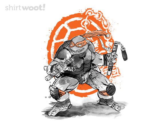 Woot!: Orange Ninja