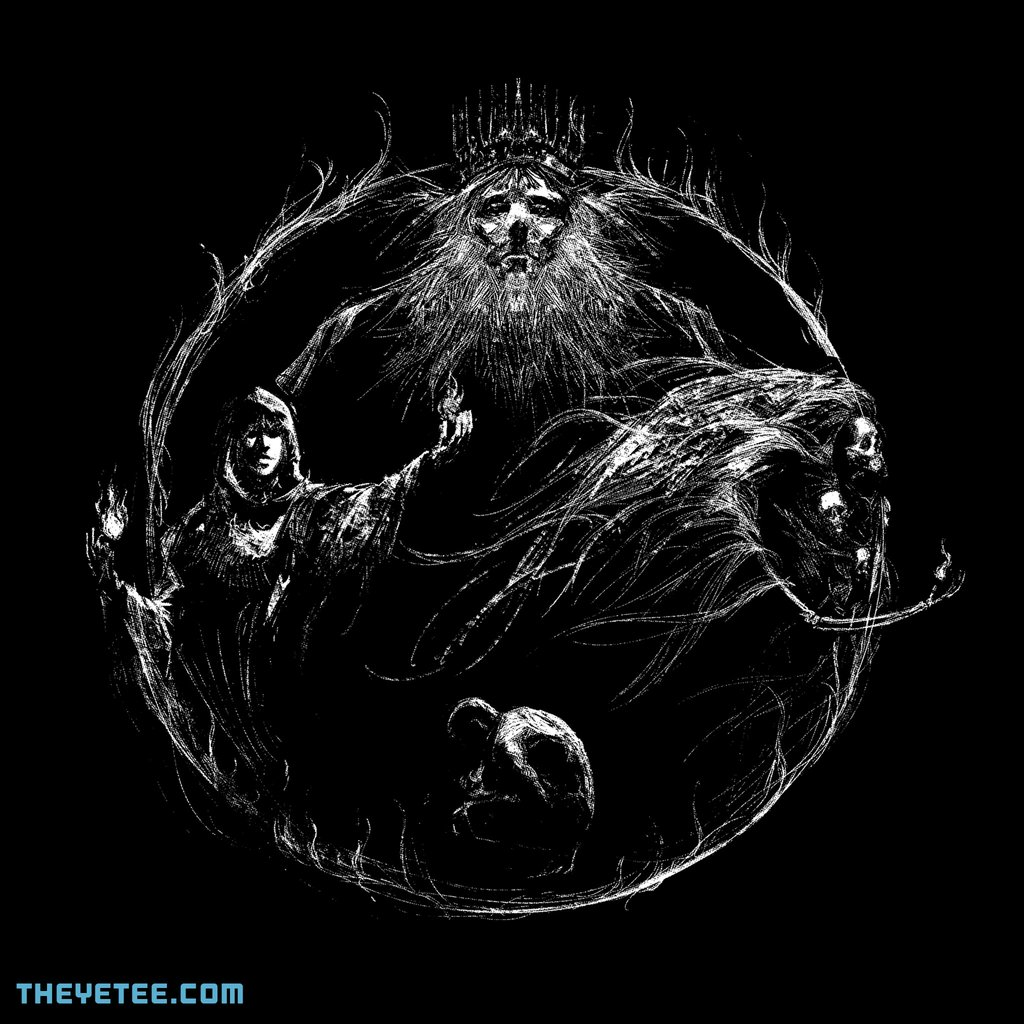 The Yetee: The First Flame