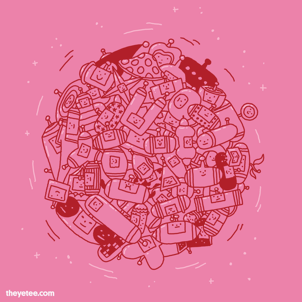 The Yetee: Cousin Star (Strawberry Ice Cream Flavour)