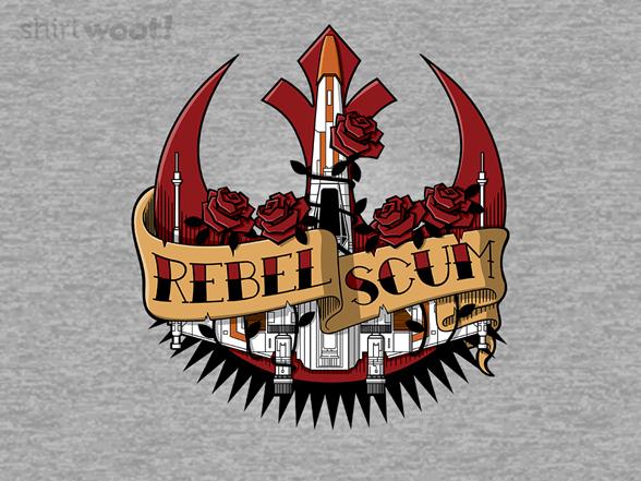 Woot!: Rebel Scum Tattoo