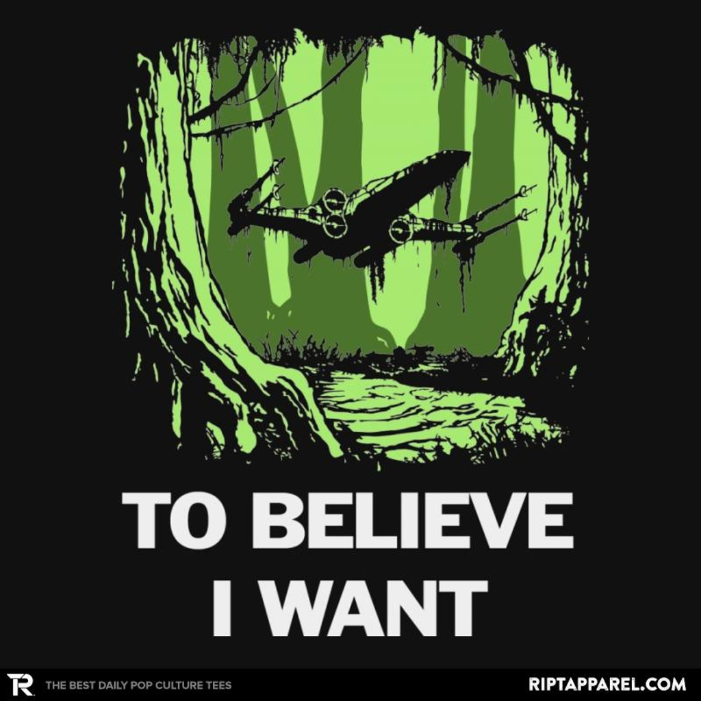 Ript: To Believe I Want