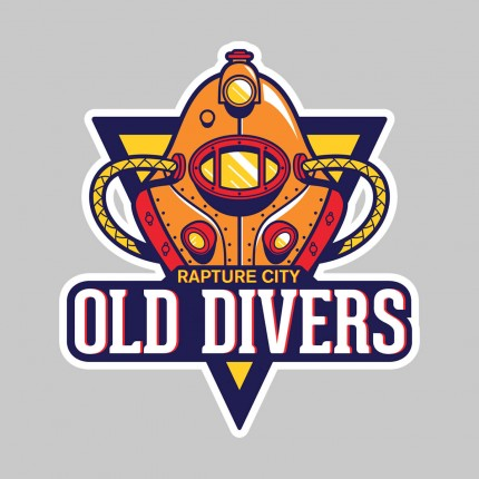 ShirtPunch: Old Divers