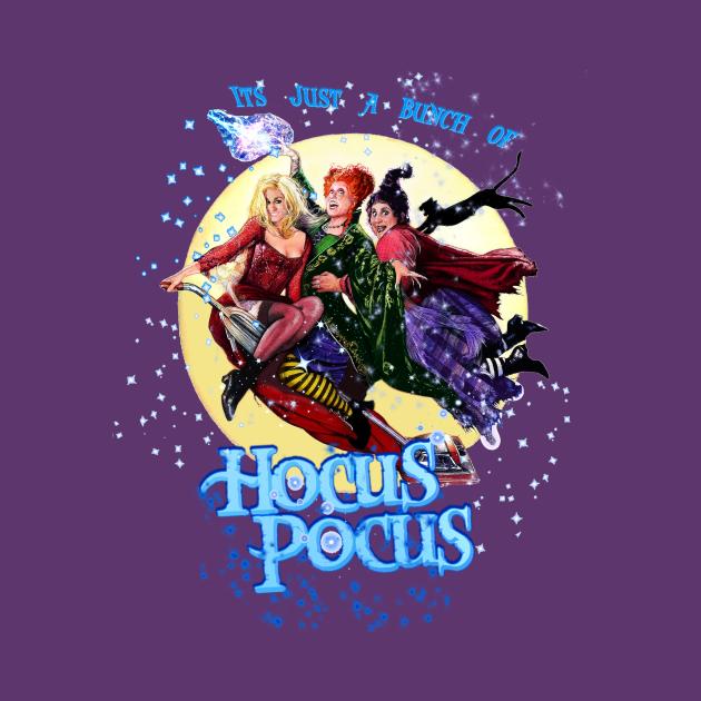 TeePublic: Hocus Pocus