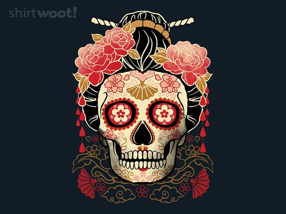 Woot!: Geisha Calavera