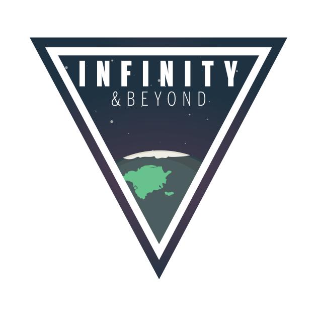 TeePublic: Infinity And Beyond