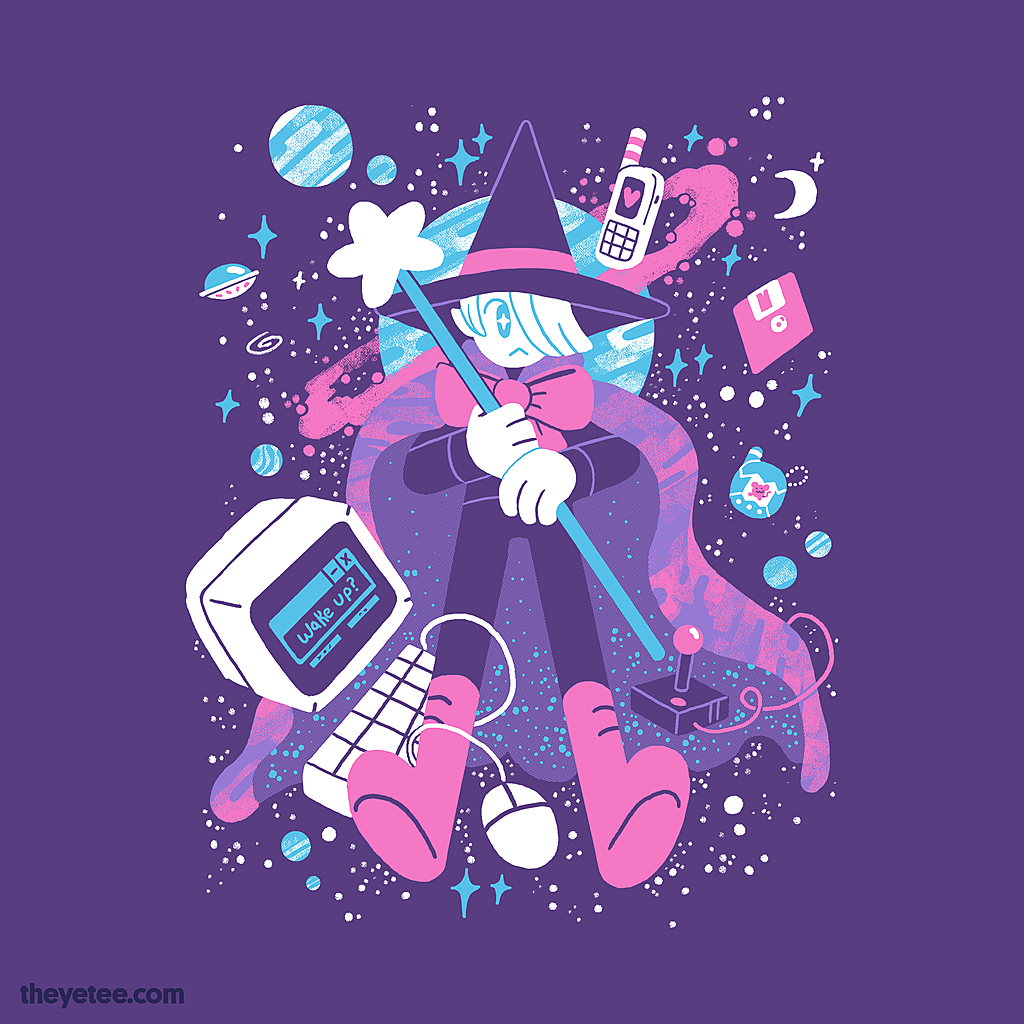 The Yetee: Magical Dream Space Boy