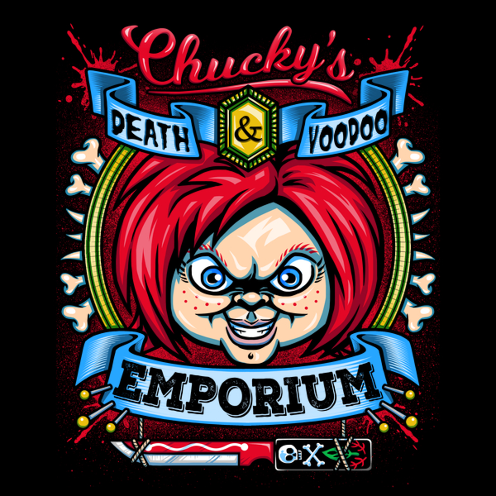 NeatoShop: Chucky's Death and Voodoo Emporium