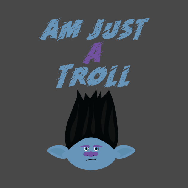 TeePublic: Trolls movie
