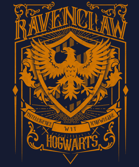 Qwertee: Wizardry Eagle House