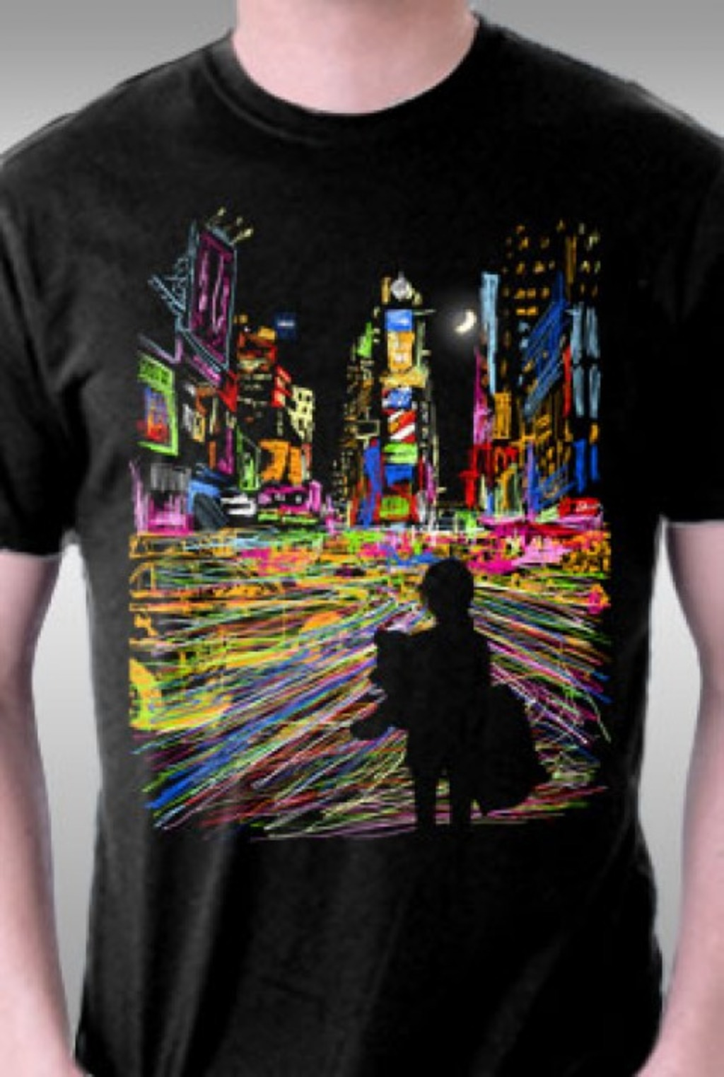 TeeFury: The City That Never Sleeps