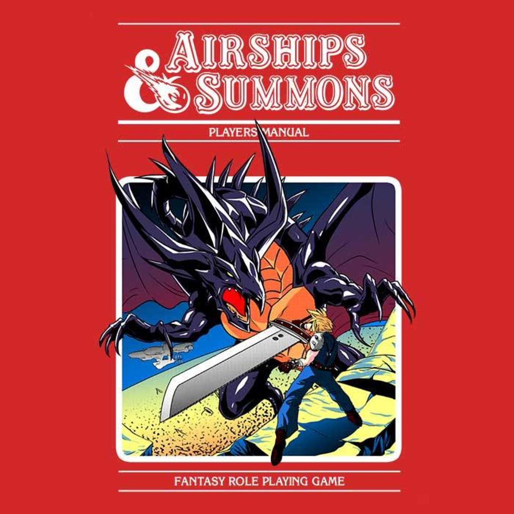 Once Upon a Tee: Airship and Summons