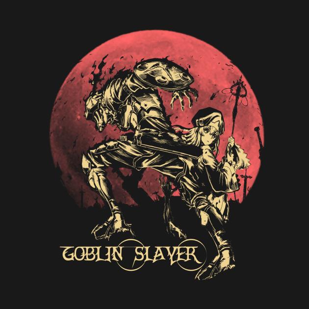 TeePublic: Goblin slayer