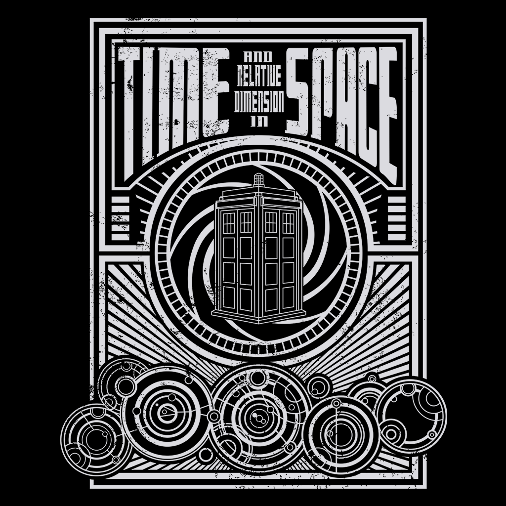 Pop-Up Tee: Time and Space