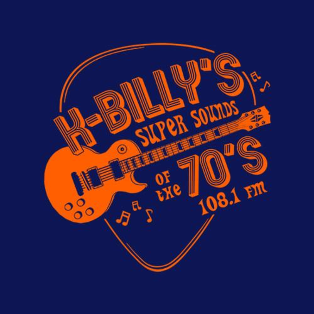 Five Finger Tees: K-Billy's Super Sounds Of The 70's T-Shirt