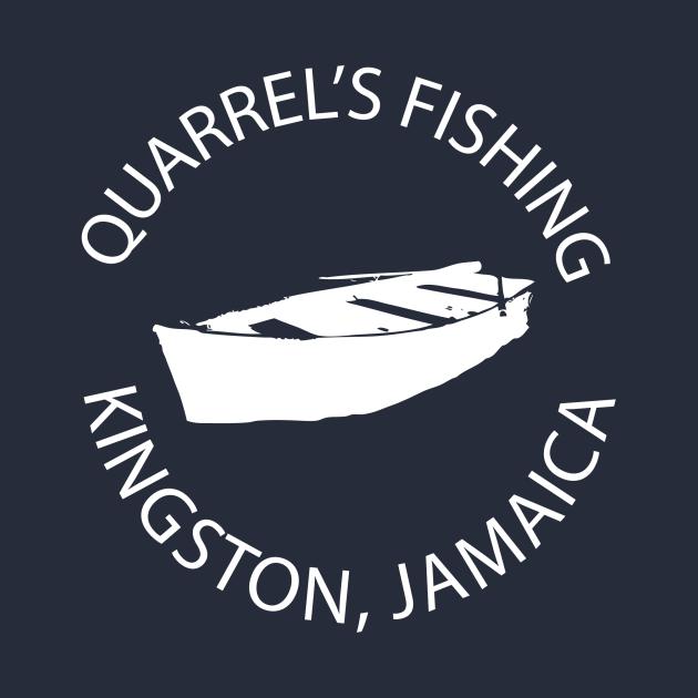 TeePublic: Quarrel's Fishing