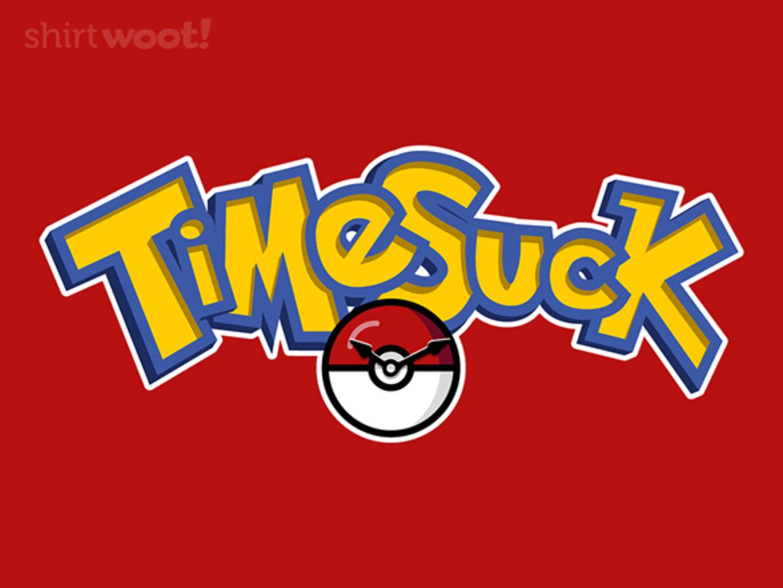 Woot!: TiméSuck