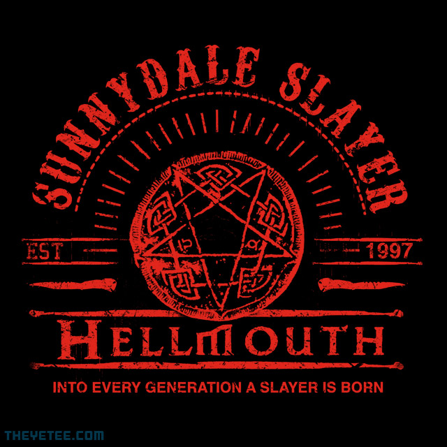 The Yetee: Hellmouth
