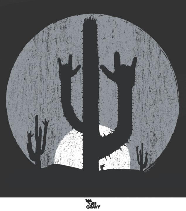 Tee Gravy: Desert Rock