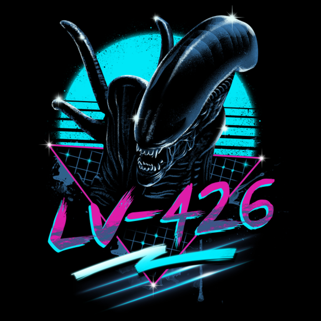 NeatoShop: Rad Alien