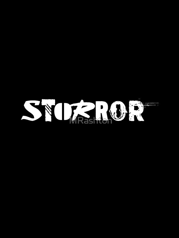 RedBubble: Storror Eight- White