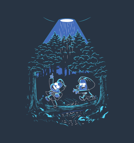 BustedTees: Gravity Files
