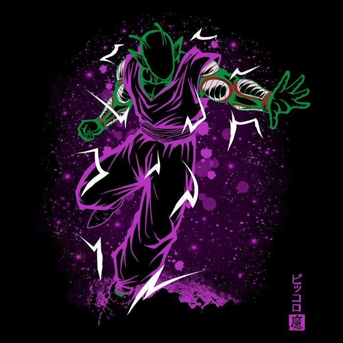 Once Upon a Tee: The True Namekian
