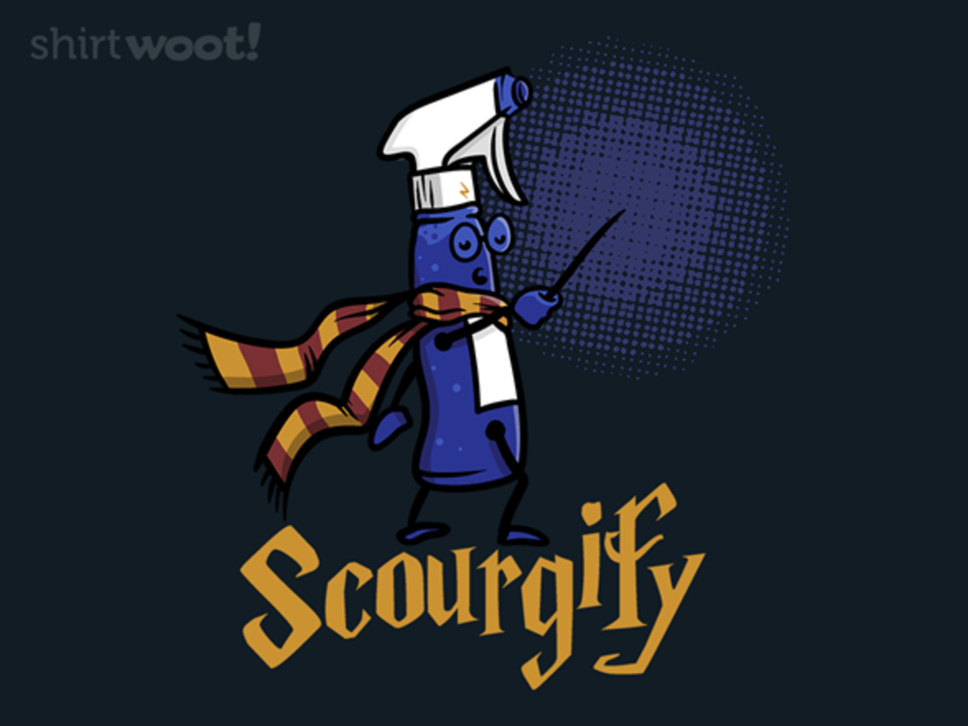Woot!: Scourgify