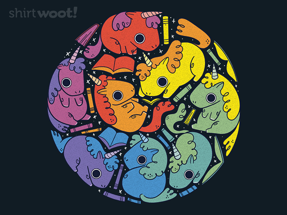 Woot!: Unicorns and Books