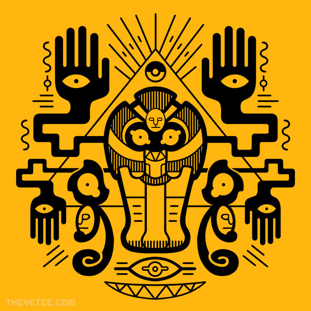 The Yetee: The Golden Tomb