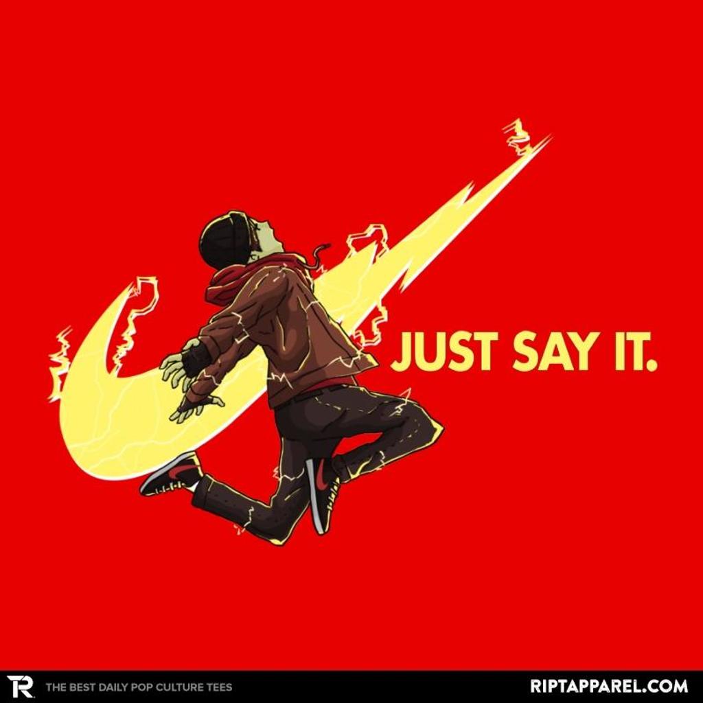 Ript: Just say it!!