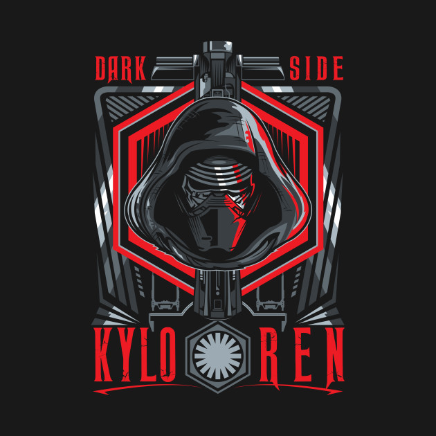 TeePublic: Finish what you started - Kylo Ren