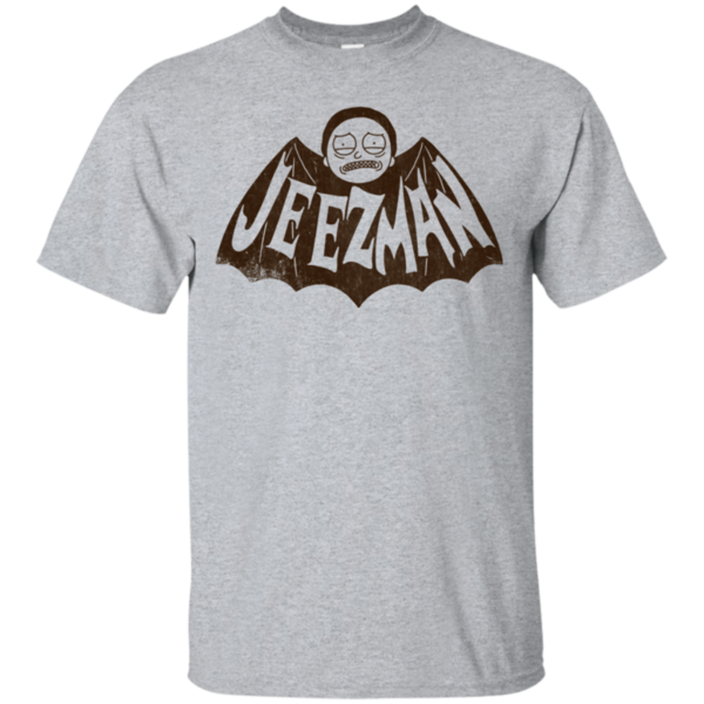 Pop-Up Tee: Jeez Man