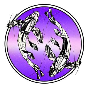 NeatoShop: Pisces zodiac sign