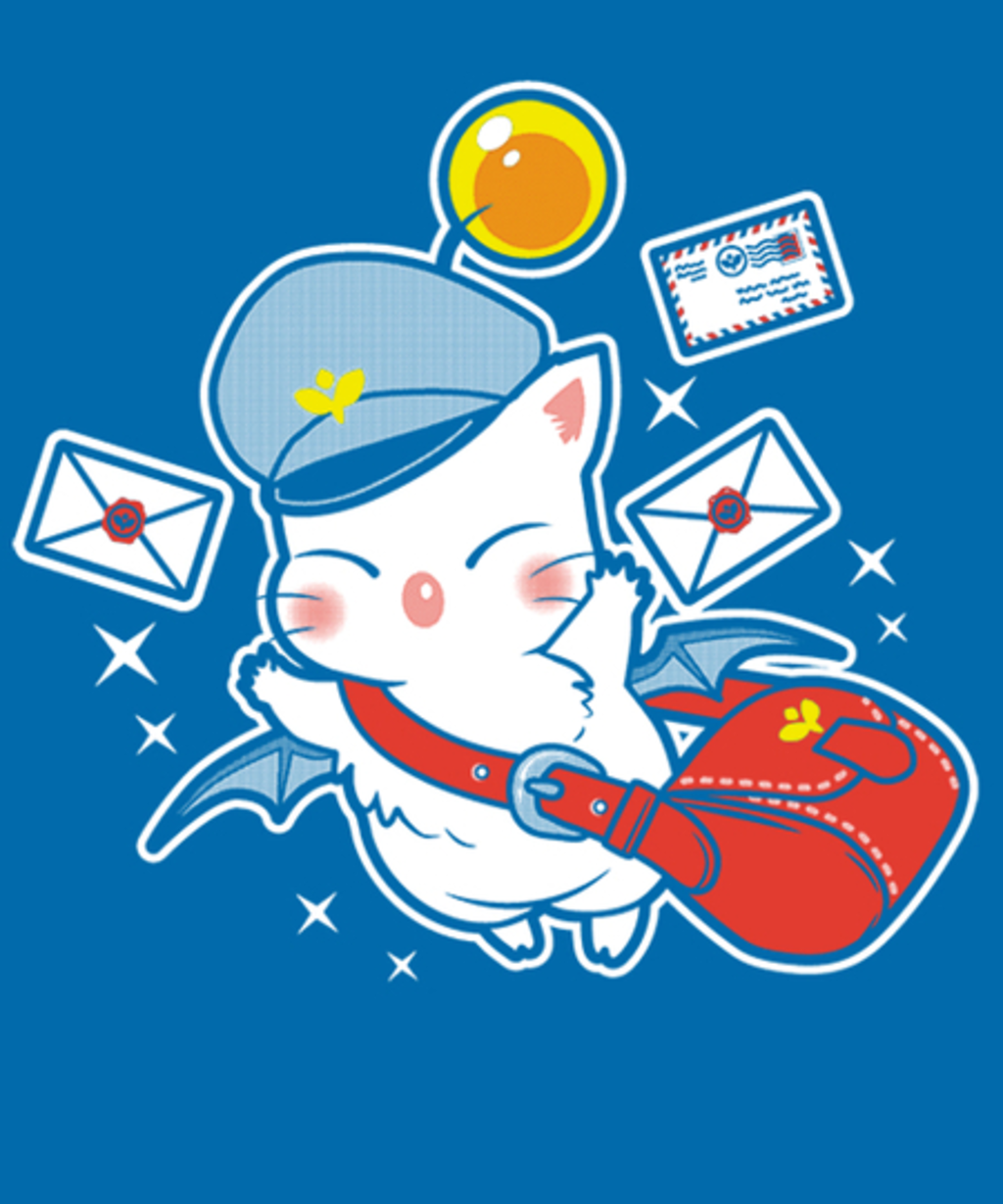 Qwertee: You've got mail, kupo!