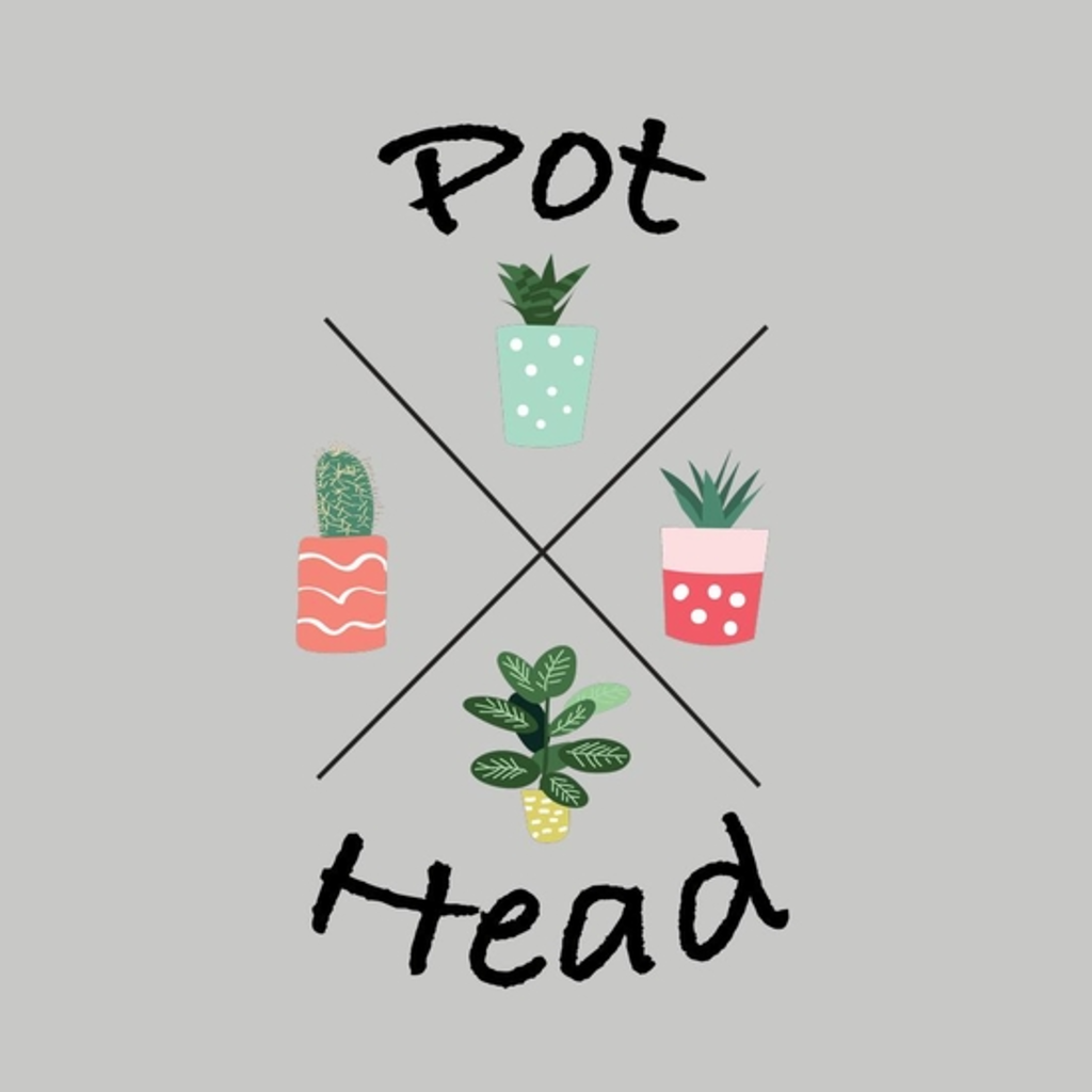 BustedTees: Pot Head