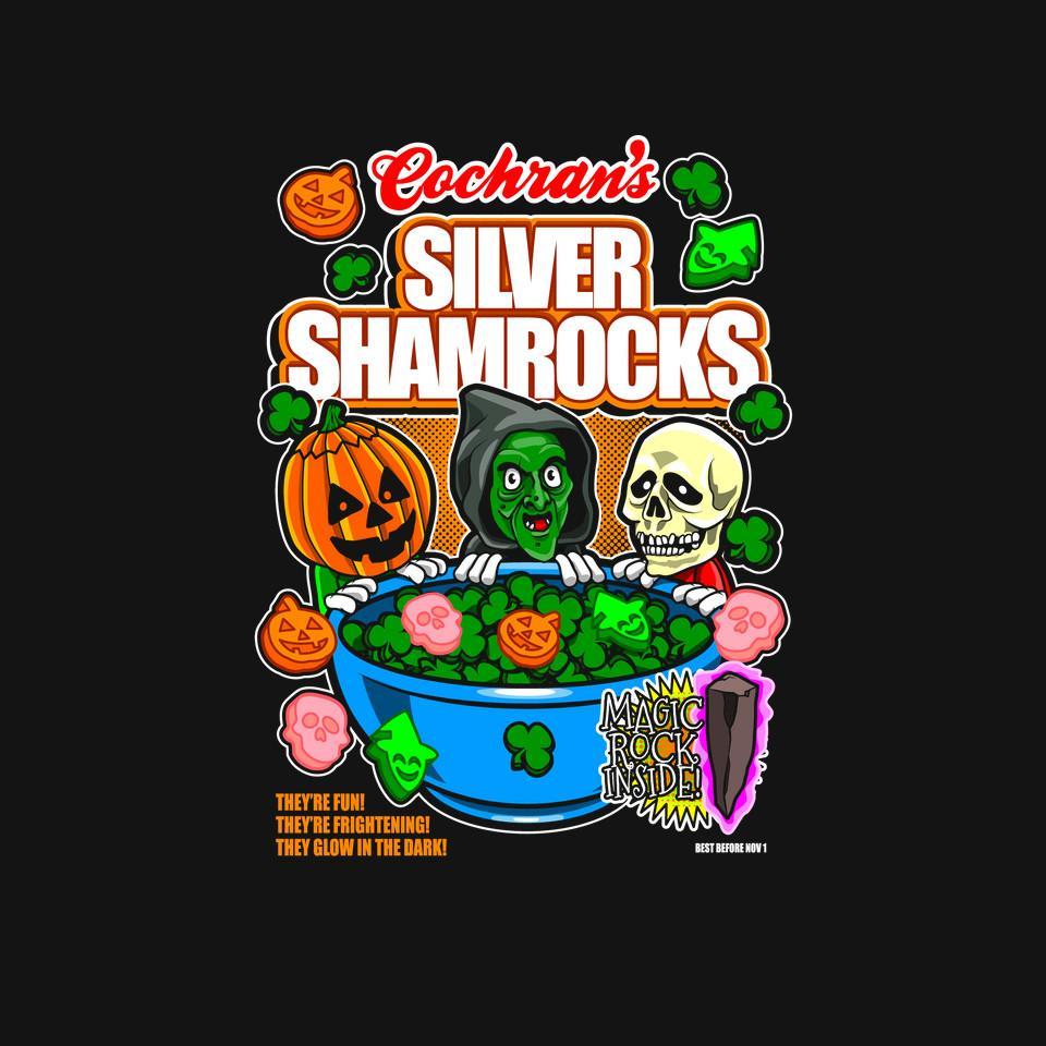 TeeFury: Silver Shamrocks