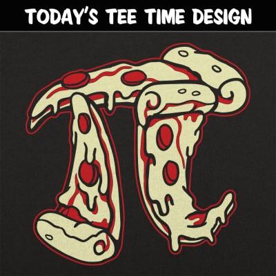 6 Dollar Shirts: Pizza Pi