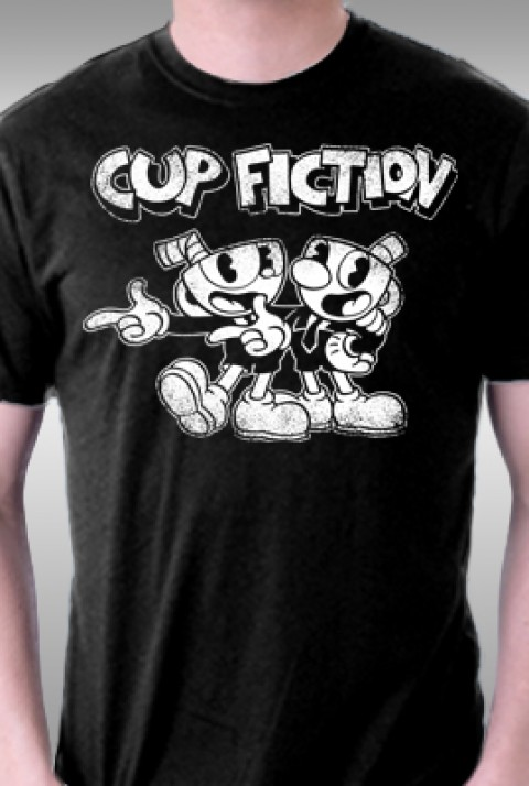 TeeFury: Cup Fiction