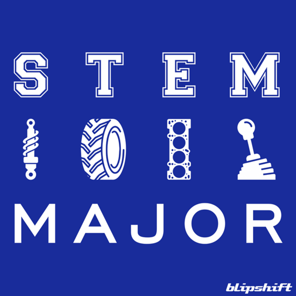 blipshift: STEM Major